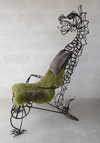 Chaise Dragon